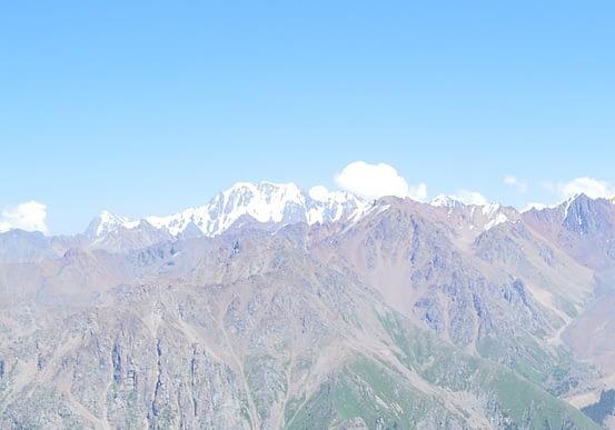 Talgar Peak