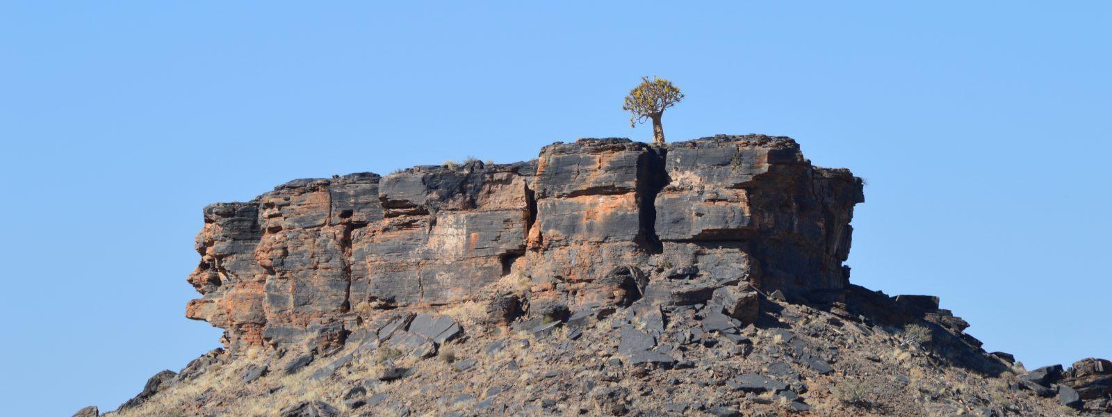Namibia Geology