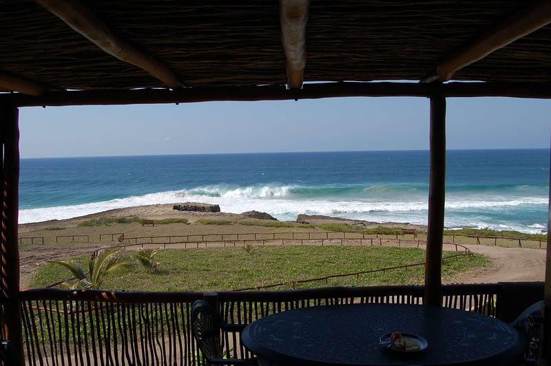 Photo Limestone Cliffs Tofinho Mozambique