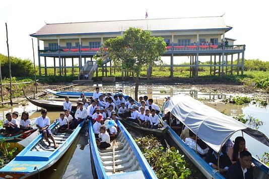 Cambodia Community Development