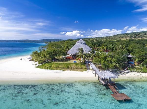Vanuatu Tropical Island