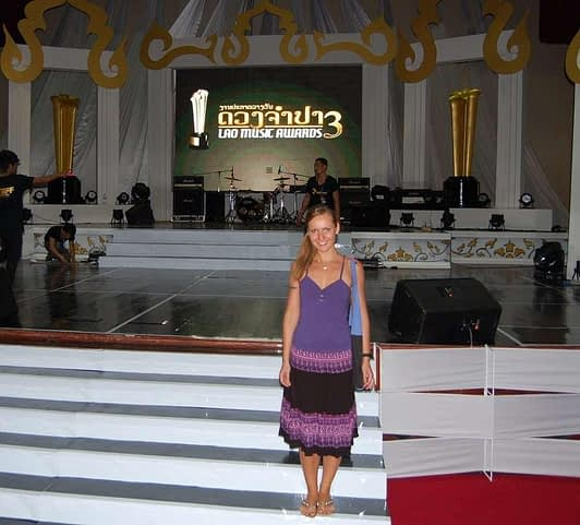 Laos Music Awards in Vientiane
