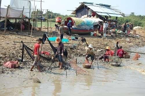 Tonle Sap Subsistence Fishing