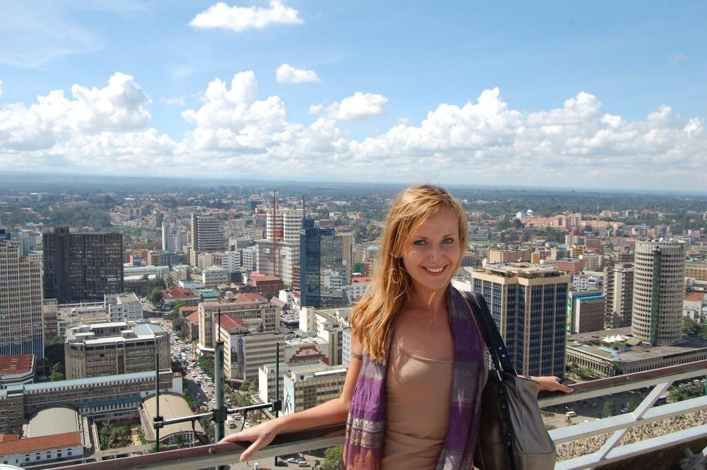 Kenyatta International Convention Center Observation Deck