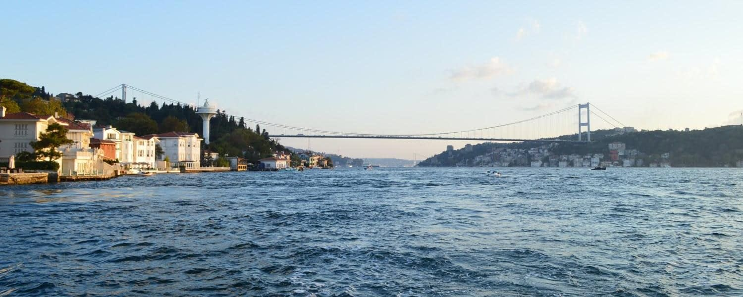 Bosphorus, Black Sea Cruise from Istanbul