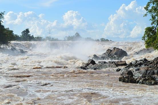Khone Phapheng Falls - Laos