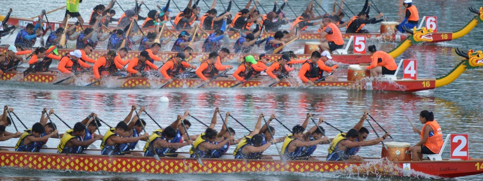 Penang International Dragon Boat Festival 2017