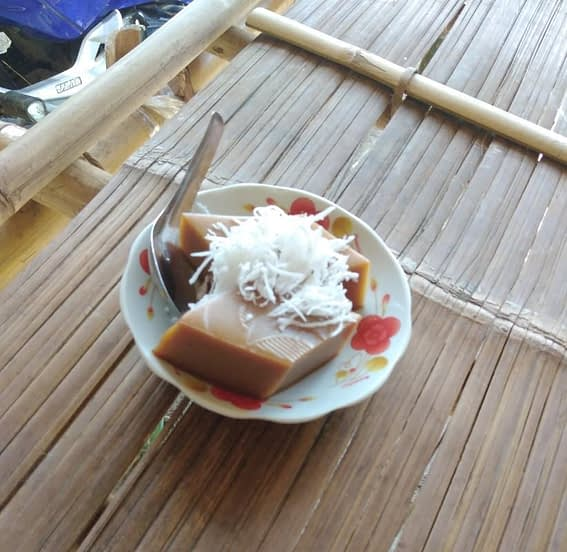 Myanmar local sweet treat