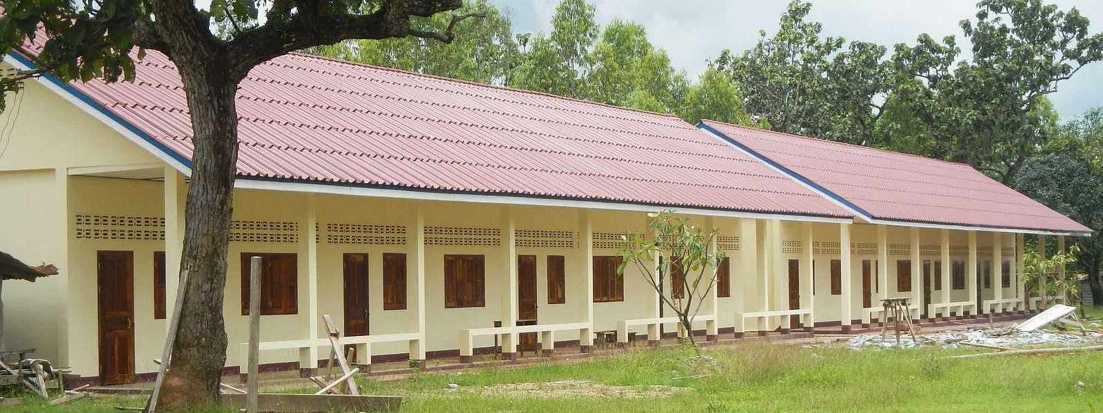 Nong Tae completed rural community development project