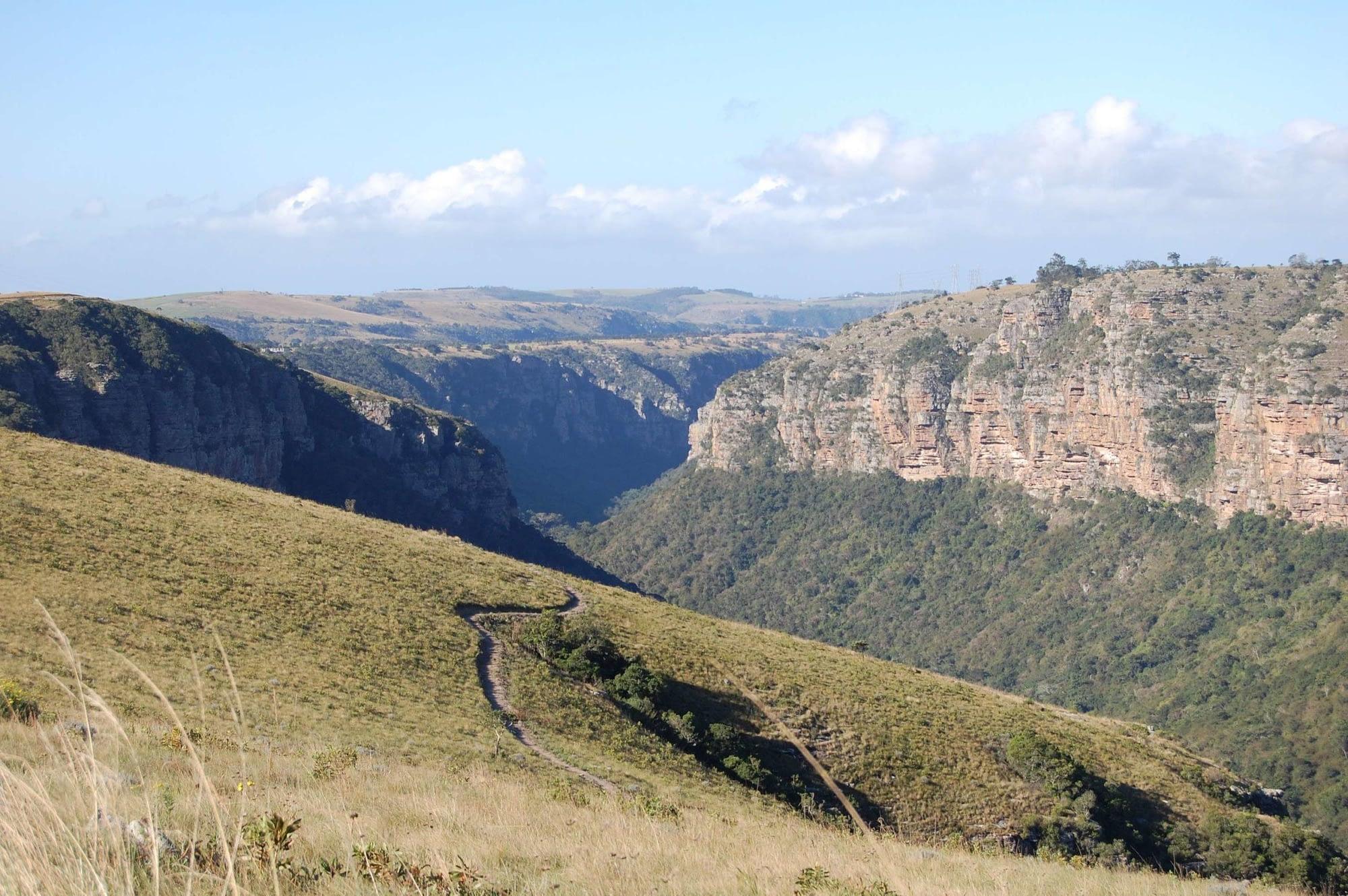 oribi gorge hiking trails