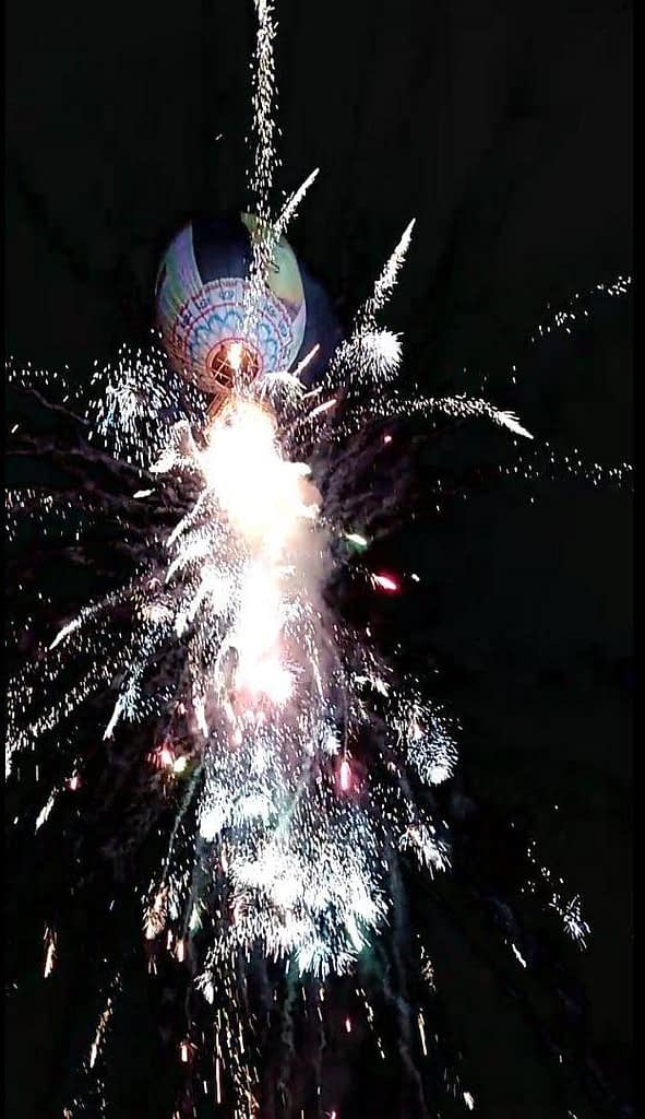 Taunggyi Fire Balloon