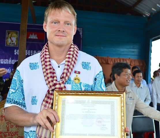 Cambodia Global Citizenship Award