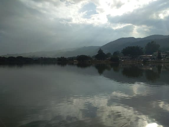 Pindaya Lake Shan State Myanmar
