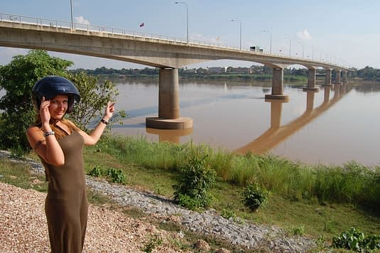 Thai Lao Friendship Bridge Day Trips from Vientiane Things to do