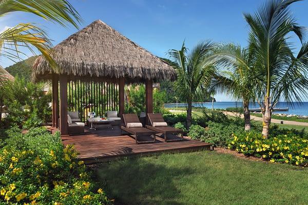 Cabrits Resort & Spa Kempinski Dominica - Tropical Garden