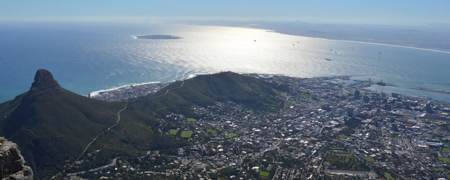 History of Cape Town South Africa