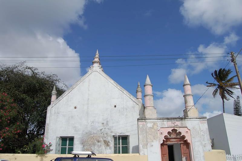 Mosque in Inhambane MOzambique
