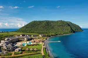 Cabrits Resort & Spa Kempinski Dominica - Cabrits National Park