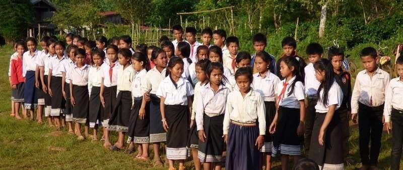Community Development Projects Ka Touat Laos