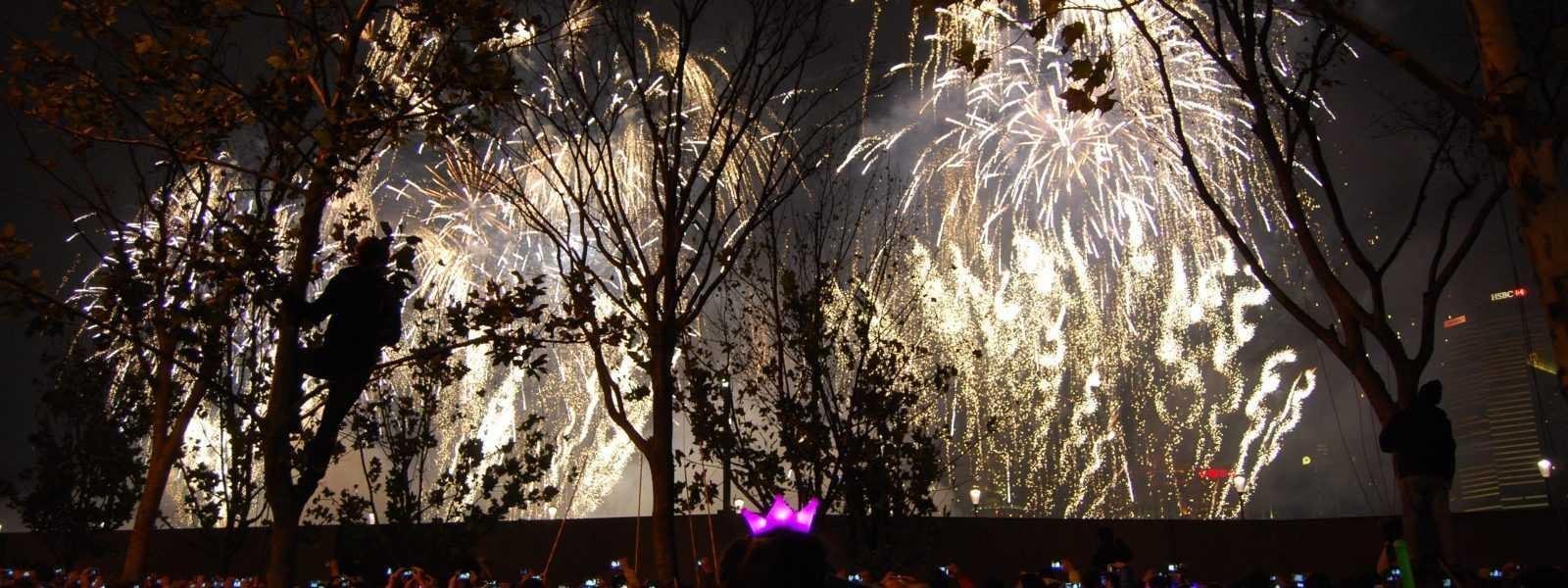 Shanghai New Year's Eve