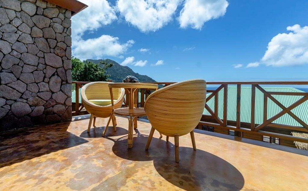 Jungle Bay Villa Terrace