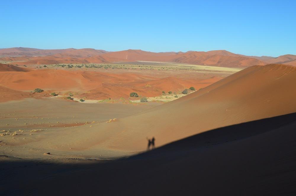 Desert Solitude at Sossusvlei National Park
