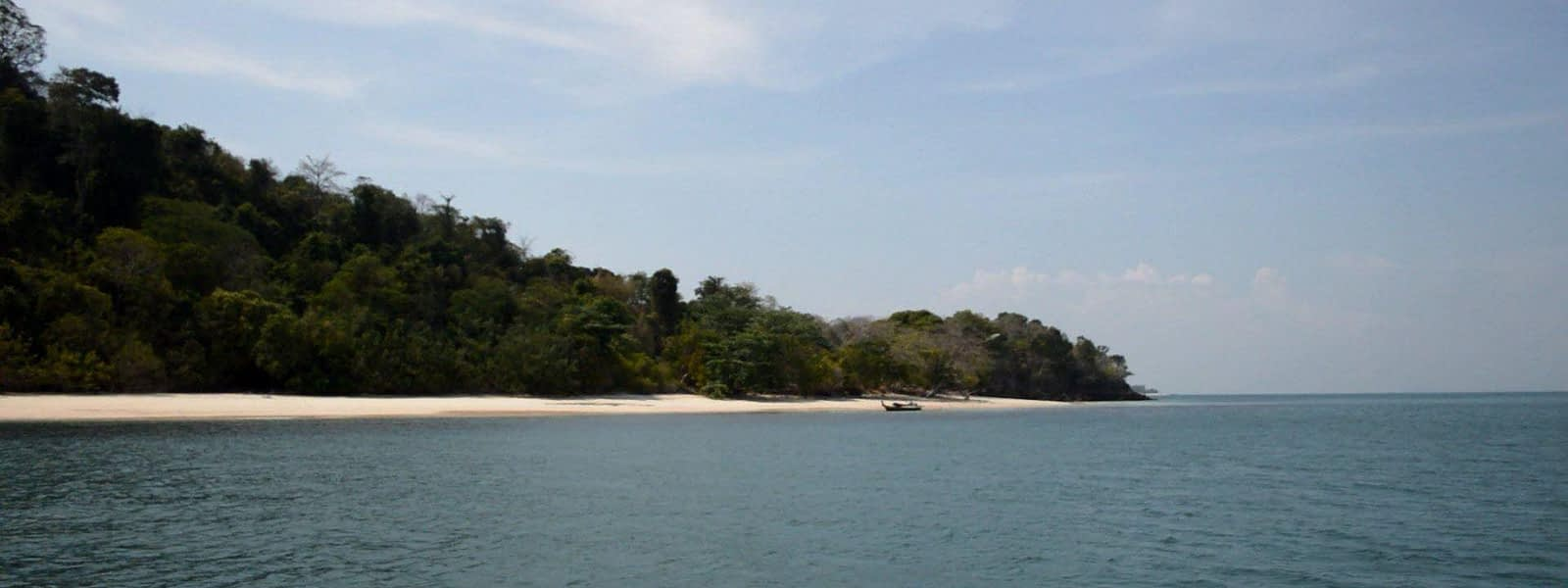 Thailand Secret Islands koh bulone pai beach