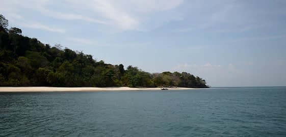 thailand's secret islands koh bulone pai beach