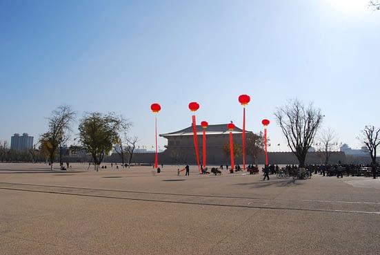 Photo Tang Palace in Xi'an China