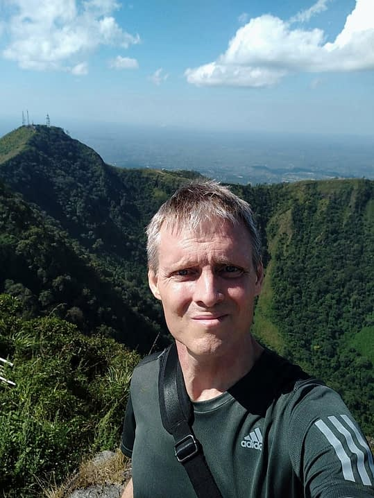 climbing mount popa