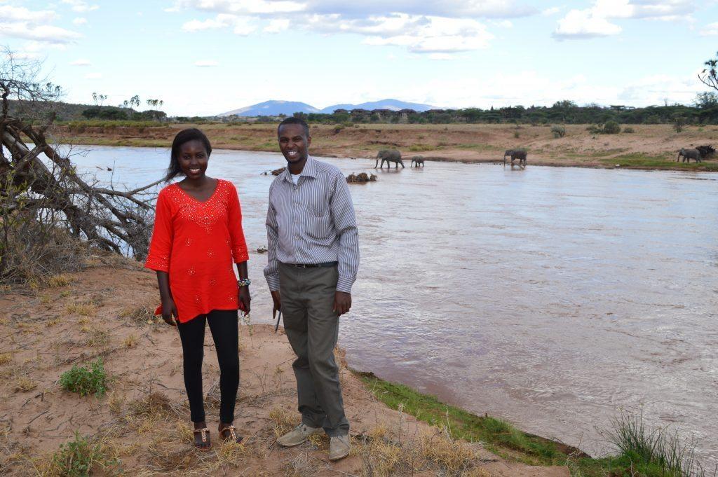 Safari Guide Photo Samburu National Reserve