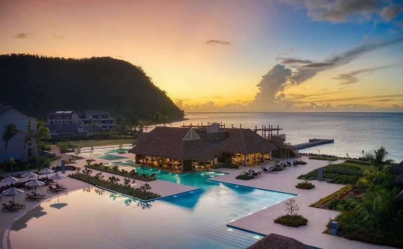 Cabrits Resort Kempinski, Dominica