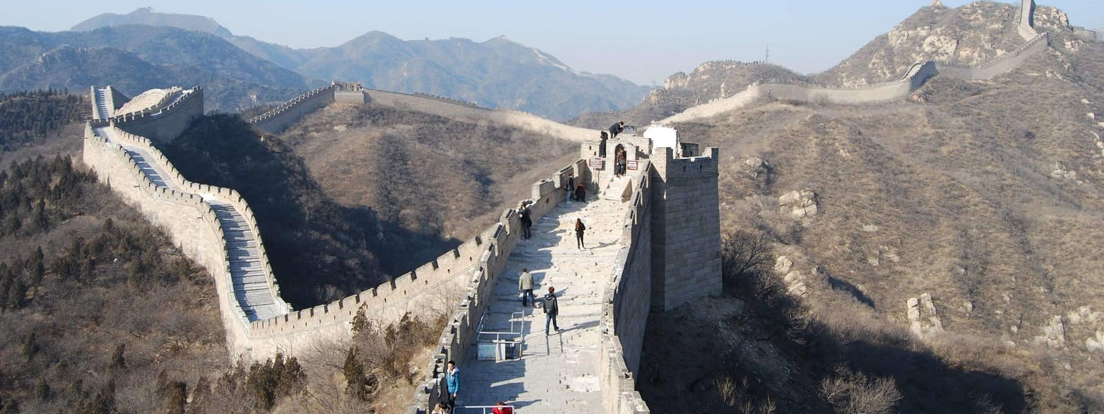 Shuiguan Great Wall of China