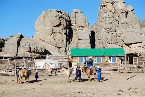 Nomad Ranch